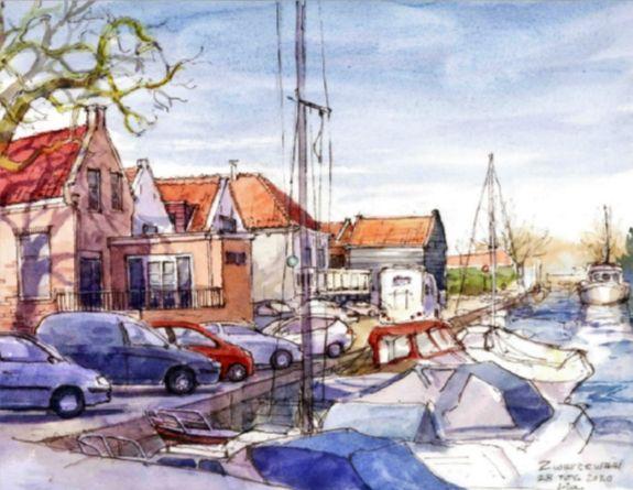 Haven Zwartewaal